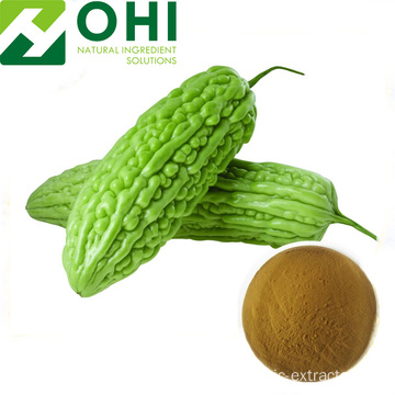 Momordica charantia bitter melon extracts